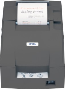 Epson TM-U220B-057 seriova, black