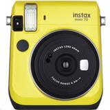 FUJIFILM Instax Mini 70 Yellow - unikatny fotoaparat s tlacou fotografii