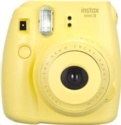 FUJIFILM Instax Mini 8 Yellow - unikatny fotoaparat s tlacou fotografii