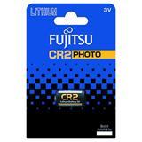 Fujitsu lítiová foto batéria 3V, CR2, blister 1ks