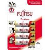 Fujitsu Premium Power alkalická batéria LR06/AA, blister 4ks
