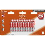 Fujitsu Universal Power alkalická batéria LR03/AAA, blister 20ks