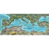 Garmin BlueChart G2 - HXEU718L / Stredozemné more / LARGE