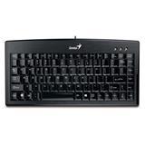 Genius klávesnica Luxemate 100, čierna, SK, ultratenká, USB