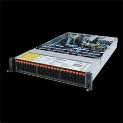 Gigabyte Server 2S AMD EPYC™ 7002-Series 24x NVMe Storage Server 2U rack
