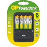 GP Nabíjačka GP PB570 + 4 x akumulátor GP 2700 mAh AA NiMH