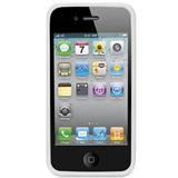 Griffin, obal Reveal pre iPhone 4/4S, biely