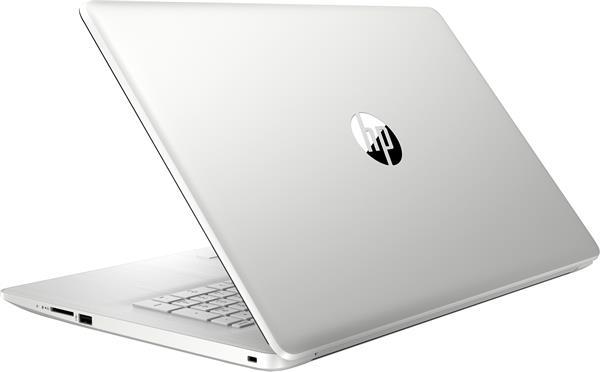 HP 17-ca1009nc, Ryzen 5 3500U, 17.3 FHD, UMA, 8GB, SSD 512GB, W10, 2-2-0, Silver