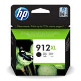 HP 912XL High Yield Black Original Ink Cartridge
