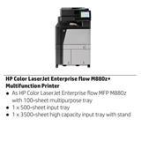 HP Color LaserJet Enterprise flow MFP M880z+ A3 /nahrada CM60x0/