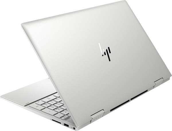 HP ENVY x360 15-ed1001nc, i5-1135G7, 15.6 FHD/Touch, Iris Xe, 16GB, SSD 1TB, W10, 2-2-2, Silver