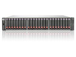 HP MSA 2040 SFF Chassis