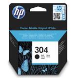 HP náplň c. 304 - čierna - Blister
