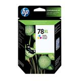 HP náplň č.78, farebná, 38ml DJ 9xx/12xx/OF750/950