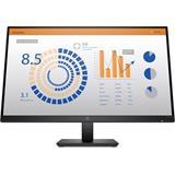 HP P27q G4, 27.0 IPS, 2560x1440, 1000:1, 5ms, 300cd, VGA/HDMI, 3y, Pivot
