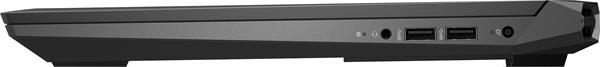 HP Pavilion Gaming 15-dk1006nc, i7-10750H, 15.6 FHD, GTX1650/4GB, 16GB, SSD 256GB + 1TB, W10, 2-2-0, Black