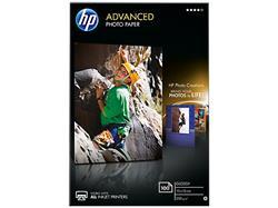 HP Zdokonalený lesklý fotografický papier HP Advanced Glossy Photo Paper -100 listov/10x15 cm, bez okrajov