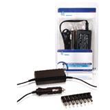 HQ univerzálny adaptér do auta pre NTB 12V, 50 W