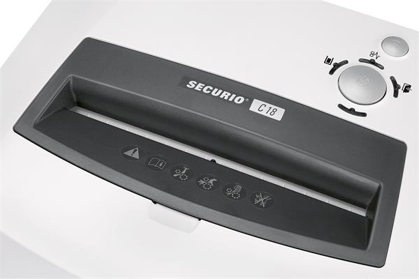 HSM Securio skartovačka C18 3,9mm
