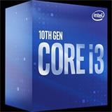 Intel® Core™i3-10100F processor, 3.60GHz,6MB,LGA1200, BOX, s chladičom