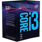 Intel® Core™i3-9100 processor, 3,60GHz,6MB,LGA1151 BOX, UHD Graphics 630