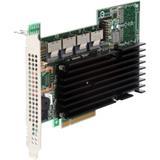 Intel® RS2WG160 (16port Internal LSI SAS2108 ROC, 6Gb/s up to 128 SAS/SATA/SSD, PCI-E 2.0 X8, 512MB DDR2, optional AXXRS