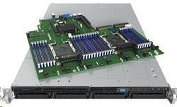 Intel® Server platforma 2U LGA 2x 3467, 24x DDR4 8x HDD 3.5 HS 3x RSC,(6xPCIe 3.0x8, PCIe 2.0 x8,x4), 2x 10GbE, 1x1300W