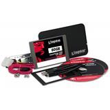 "Kingston 120GB SSDNow V300 Series SATA3, 2.5"" (7 mm) Upgrade Bundle Kit ( r450MB/s, w450MB/s )"