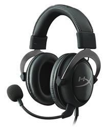 Kingston HyperX Cloud II - Pro Gaming Headset, tmavo-sivé (Gun Metal)