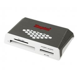 Kingston USB 3.0 SuperSpeed All-in-One Media Card Reader Gen 4