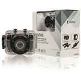 König Akčná kamera s rozlíšením HD 720p, vodotesná