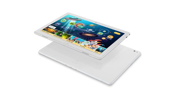 "Lenovo IP Tab P10 Qualcomm 450 1.8GHz 10.1"" FHD touch 4GB 64GB 4G/LTE WL BT Android 8 biely 2y MI"