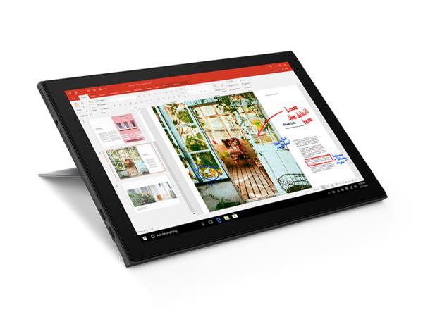"""Lenovo IP Tablet DUET 3 N4020 2.8Hz 10.3"""" WUXGA touch 4GB 64GB WL BT CAM W10 sedy 2yMI"""