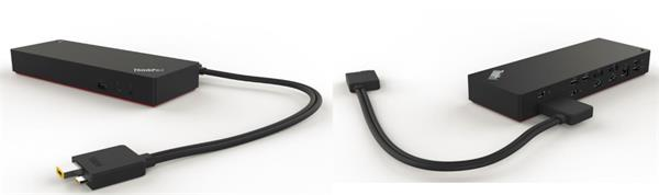 Lenovo ThinkPad Thunderbolt 3 Dock - 230W (2x DisplayPort