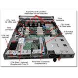 Lenovo ThinkSystem SR530/SR570 x8 PCIe LP Riser 2 Kit