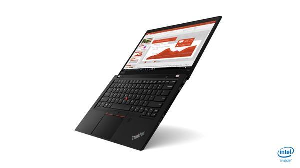 "Lenovo TP T490 i5-8265U 3.9GHz 14.0"" FHD IPS matny UMA 16GB 512GB SSD 4G/LTE kb-light FPR W10Pro cierny 3y CI"