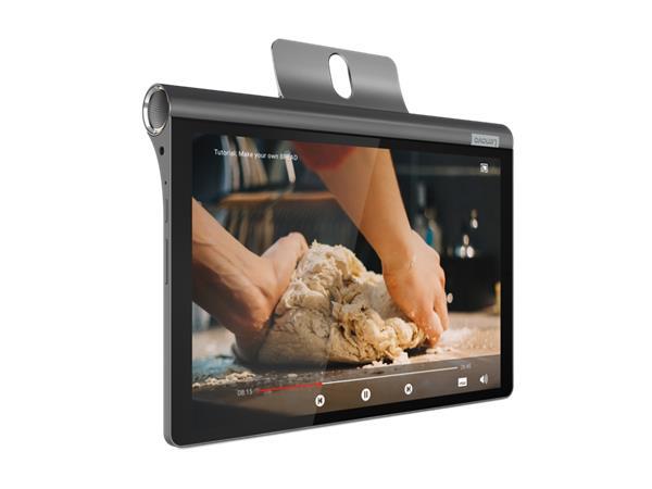 "Lenovo Yoga Smart Tab Snapdragon 439 2.0GHz 10.1"" FHD IPS Touch 4GB 64GB 4G/LTE WL BT CAM Android 9.0 sedy 2yMI"
