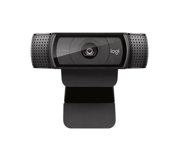 Logitech® C920e HD 1080p Business Webcam