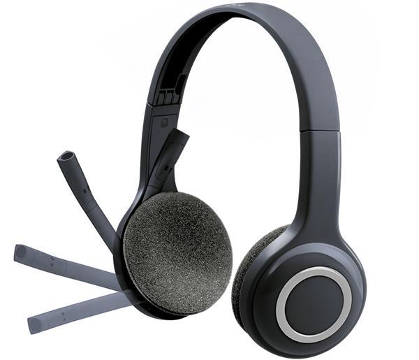 Logitech® H600 Wireless Headset - BT - EMEA