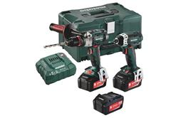 Metabo Combo Set 2.1.5 18V LTX TV00