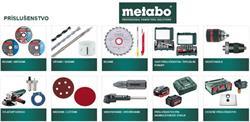 Metabo Lamelový brúsny kotúč 115 mm P 40, N-ZK