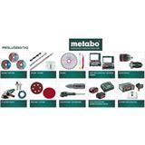 Metabo Sada vrtákov SDS-plus Pro4 (2C) 8-diel.