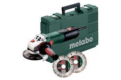Metabo W 13-125 Quick Set *Uhlová brúska TV00