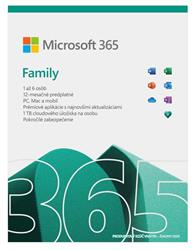 Microsoft 365 Family - All Languages ESD