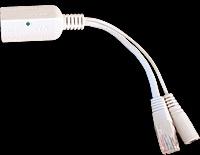 MIKROTIK - pasivne Gigabit-PoE pre RouterBOARD