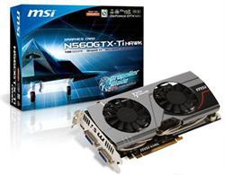 MSI NVIDIA N560GTX-Ti HAWK, 1GB/256-bit, DDR5, 2xDVI, HDMI