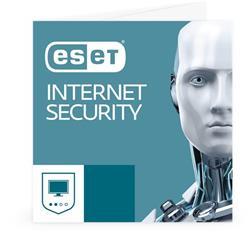 OEM ESET Internet Security pre 1PC / 1 rok - AKCIA DELL