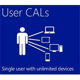 OEM Windows server CAL 2016 User Czech - 1 CAL