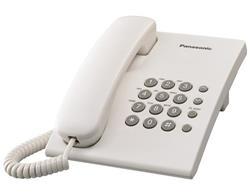 Panasonic KX-TS520FXBjednolinkovy telef