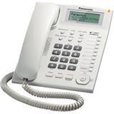 Panasonic KX-TS880FXW jednolinkovy telefon / biely